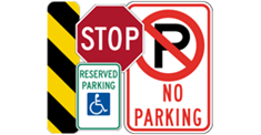 Parking Control Signs