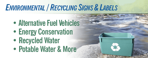Environmental Signs and Labels