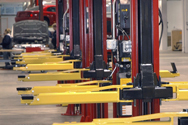 Vehicle Safety / Material Handling - Lift Signs and Labels