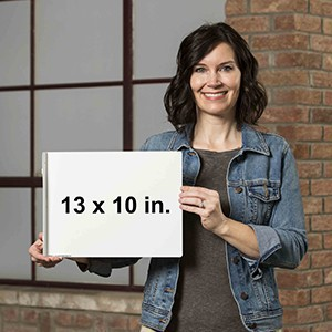 13 x 10 Proj Female Size Reference