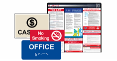 Office Signs - Information