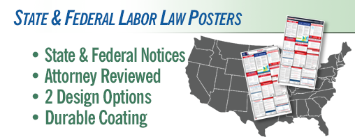 state and labor law posters