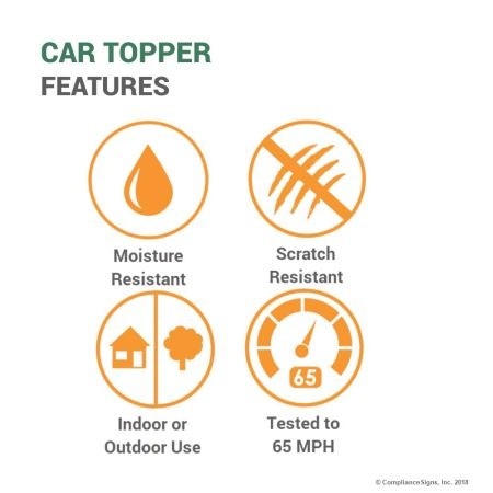 car topper features