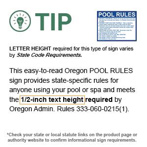Letter height TIP