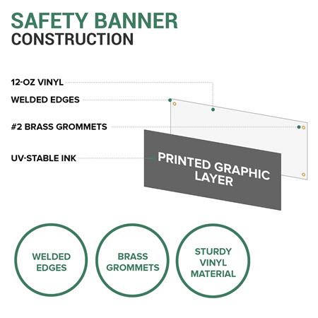 banner construction